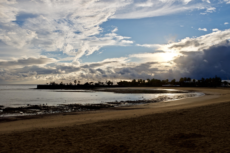 Lanzarote Arrecife Strand Playa