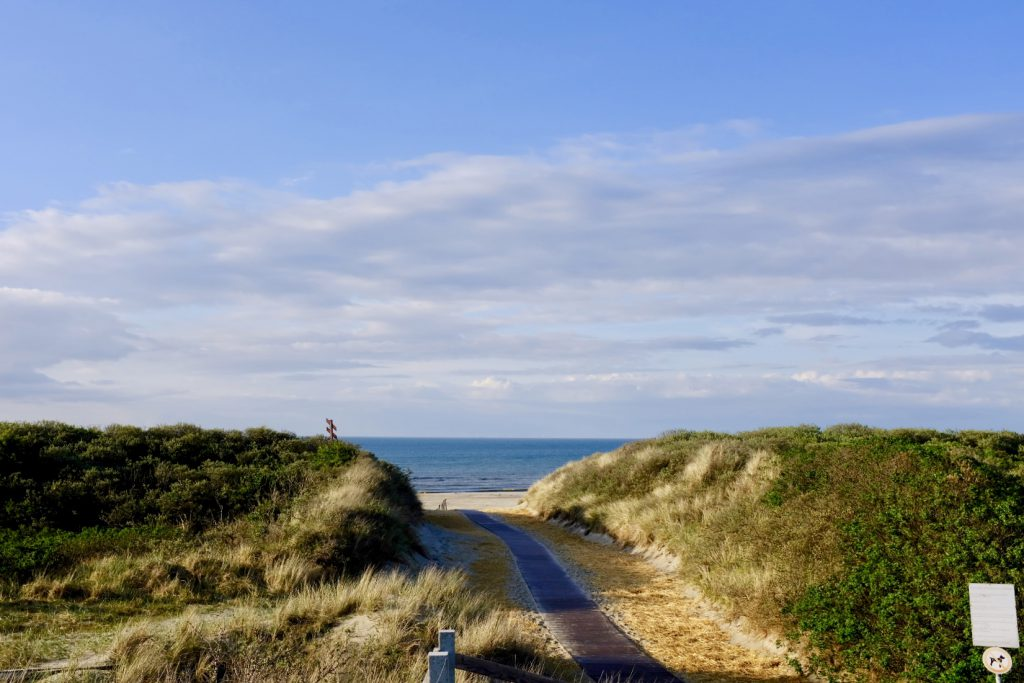 Strand Nordsee Juist