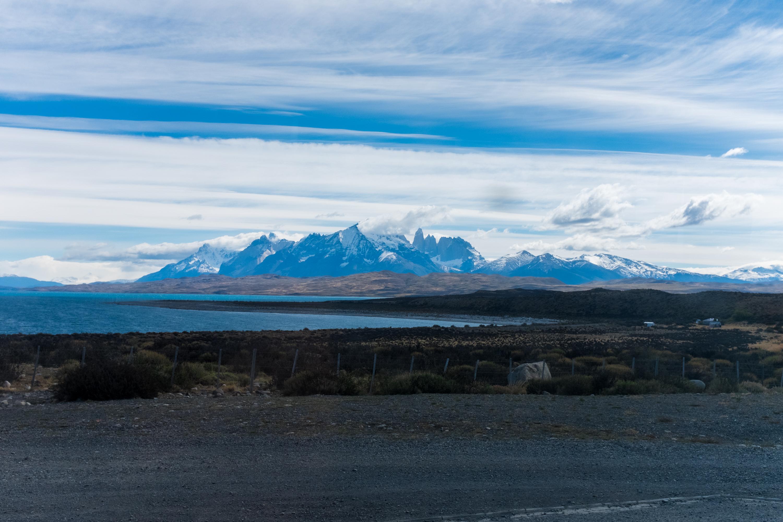 Torres del Paine Chile Berge Wanderung Südamerika Patagonien