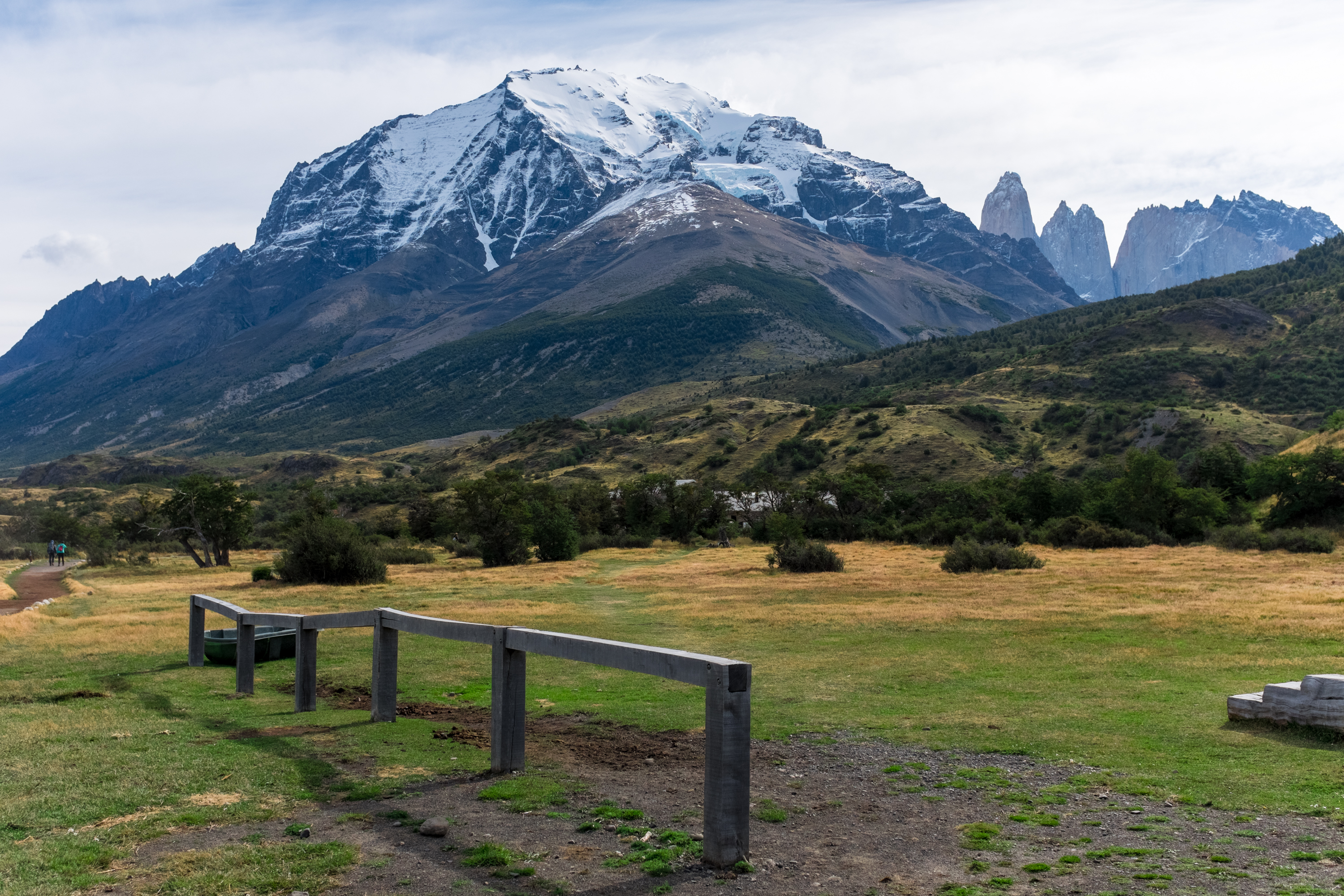Patagonien Nationalpark Torres del Paine