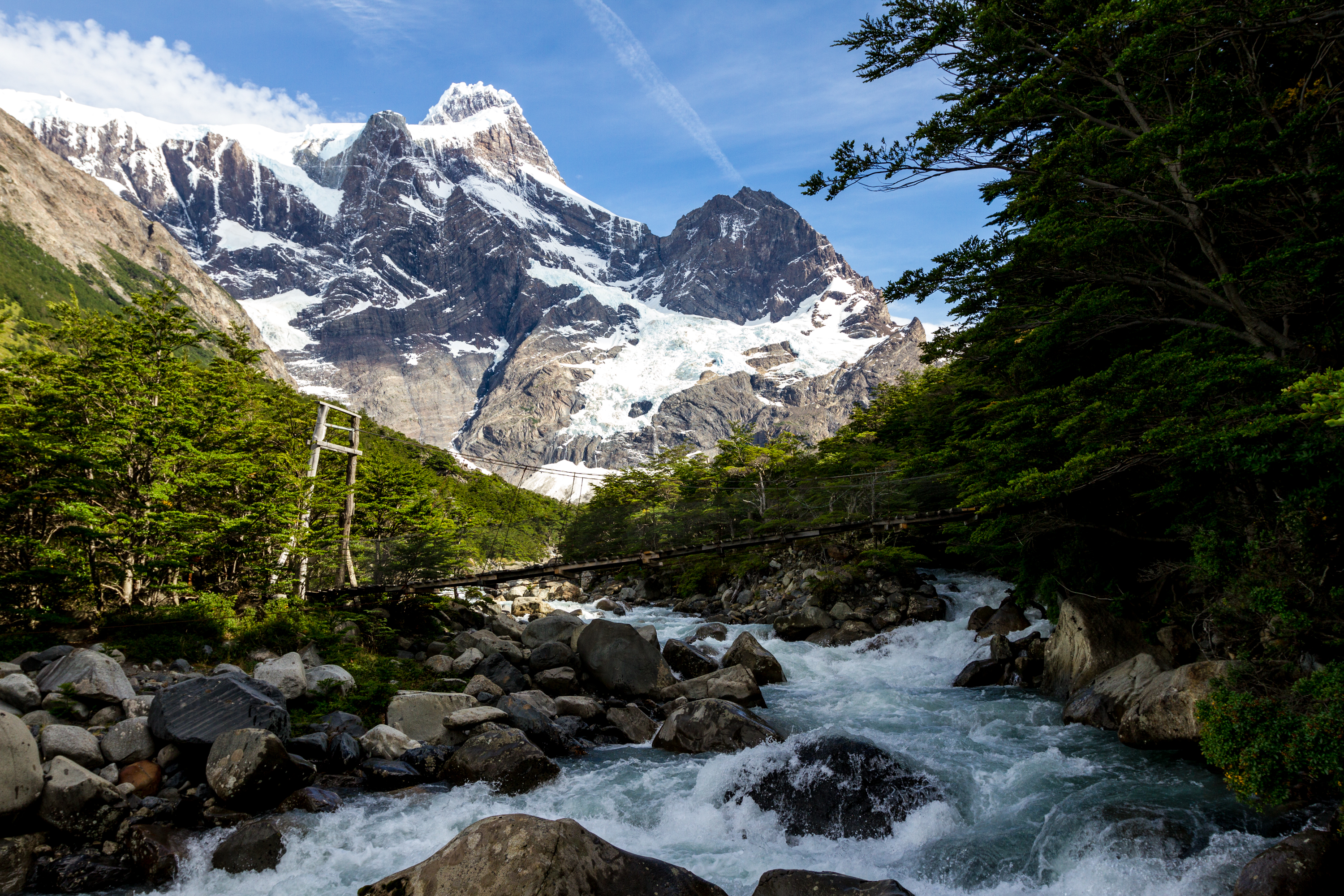 Chile Torres del Paine Wandern